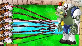 Plants vs Zombies Hack -  1 Cattail  vs Dr. Zomboss thumbnail