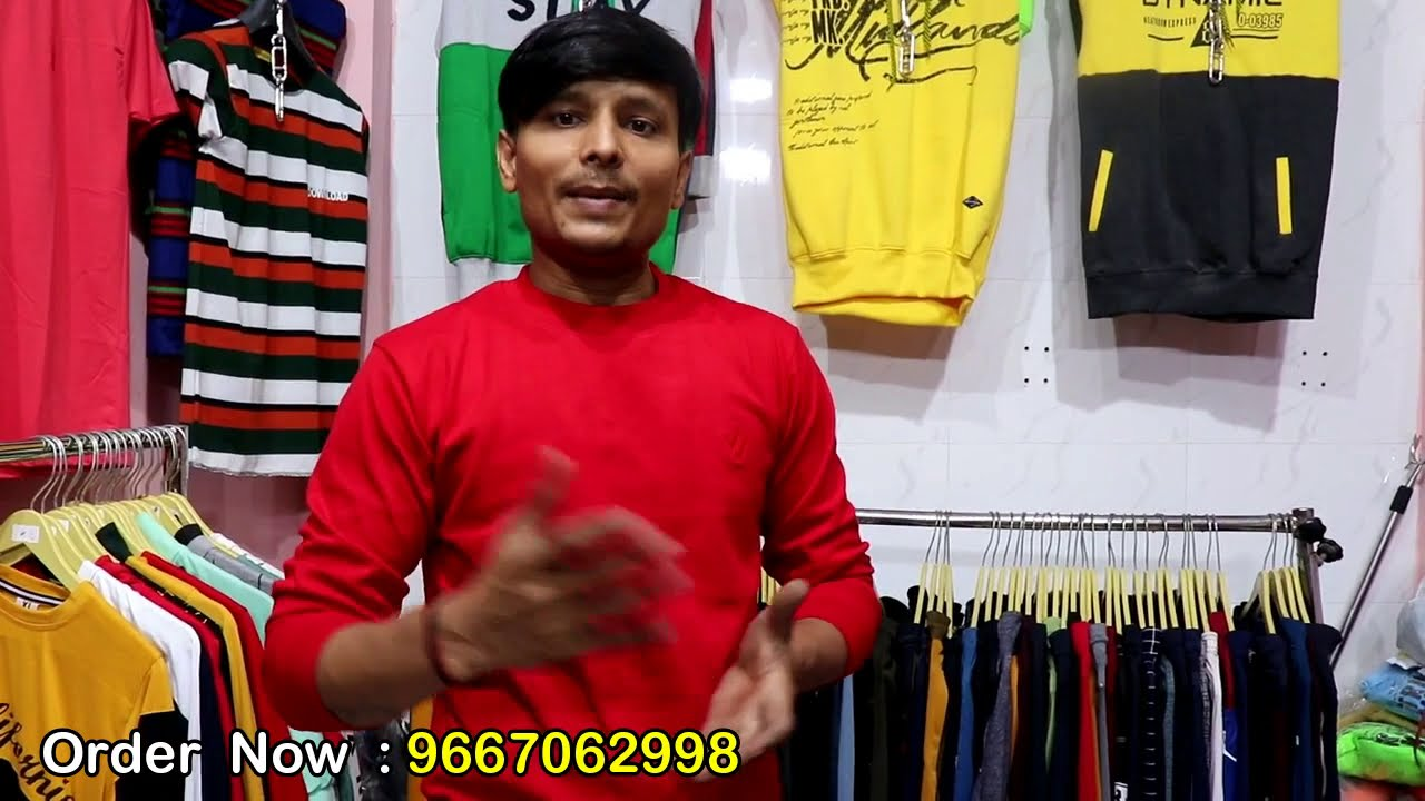 A-1 Quality Imported Hoodie T-Shirt,Semi-Winter T-Shirt,Woolen T-Shirt ! T-shirt Manufacturer Delhi
