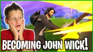 BECOMING JOHN WICK!