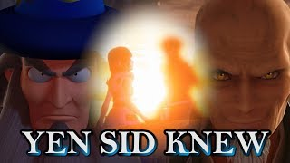 Yen Sid Knew | Kingdom Hearts 3 Theory