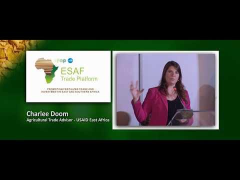 The East and Southern Africa Fertilizer Trade Platform (ESAF)