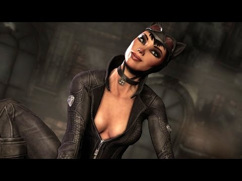 The Catwoman Story (Arkham Series)