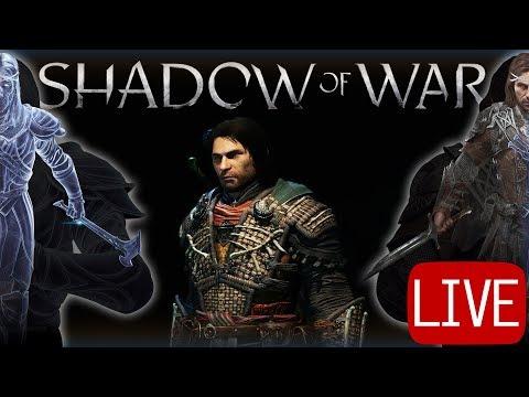 Shadow of War Walkthrough Funsies on Nemesis Difficulty