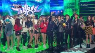 vuclip 130201 Music Bank SNSD - I Got A Boy+Ending