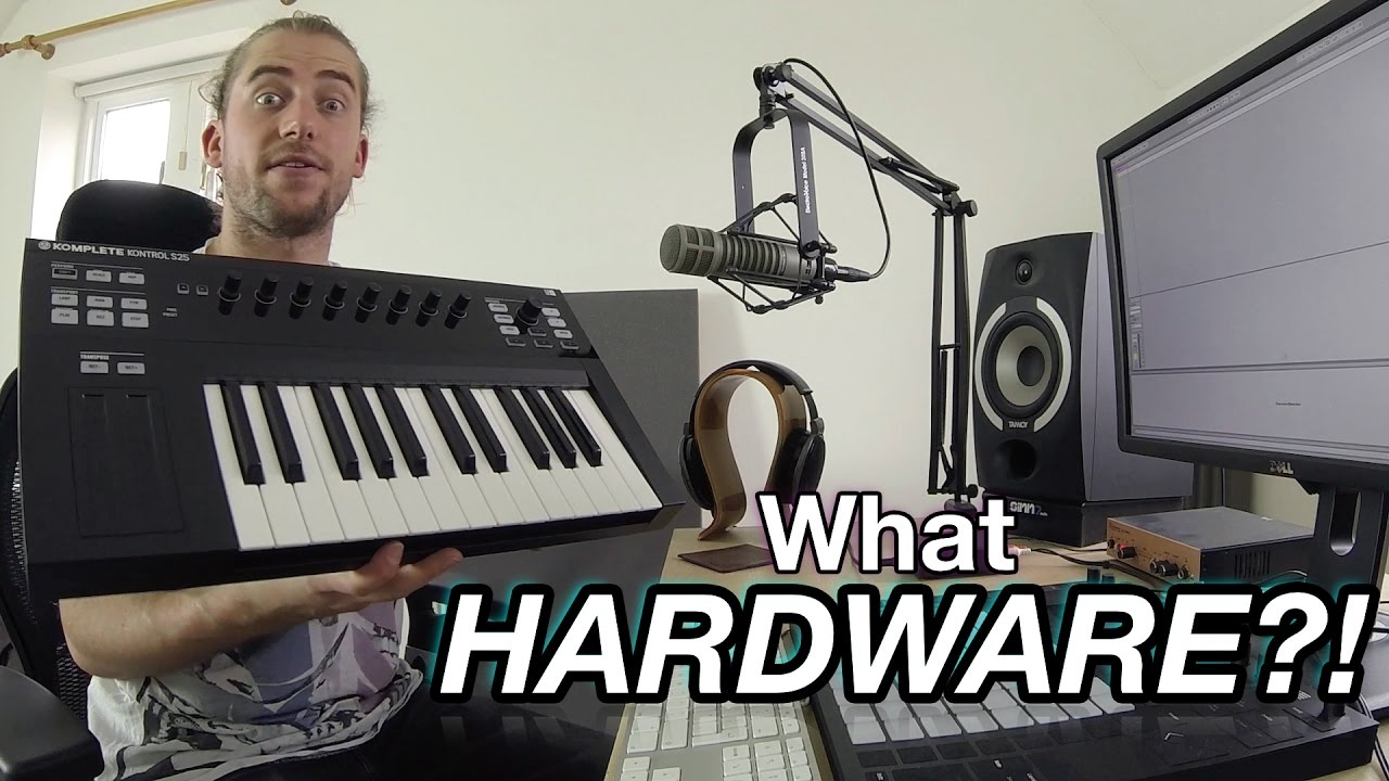 What Hardware Do You Need For Music Production Youtube