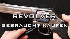 Revolver gebraucht kaufen  - worauf solltet ihr achten? (Timing, Magnumrille und co.) [Deutsch]