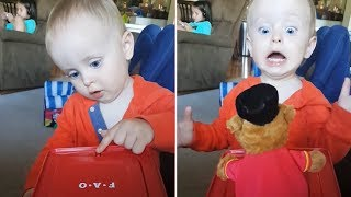 Funny Family Pranks and kids reactions – 2019