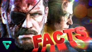 Top 10: Interesting Facts About Metal Gear Solid