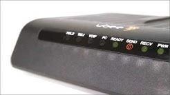 Internet von upc cablecom  Modem an Computer anschliessen