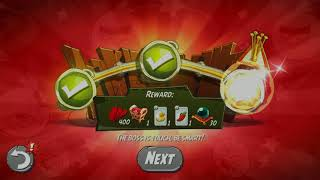 Angry Birds 2 daily challenge 3