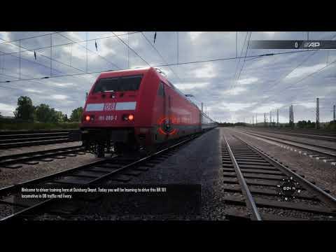 Train Sim World 2 - BR 101 Introduction |