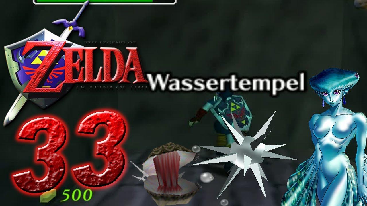 Lets Play The Legend of Zelda Ocarina of Time Part 33 Der