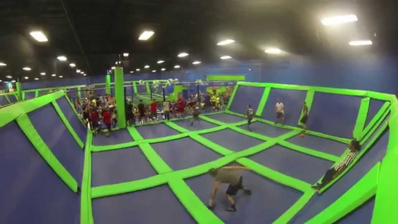 Airheads Orlando Summer Dodgeball Tournament. - YouTube