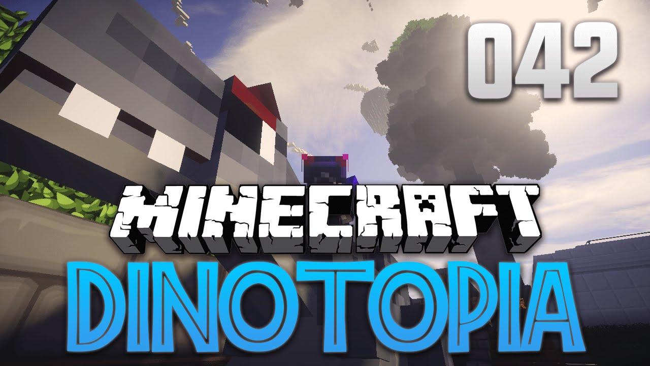Der STÄRKSTE Dino Minecraft Dinotopia DeutschHD YouTube - Minecraft dinotopia spielen