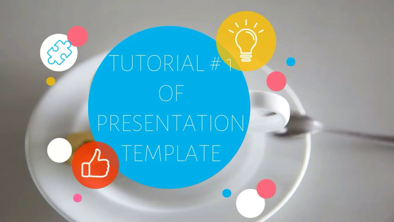 how to create awesome powerpoint template  tutorial  1
