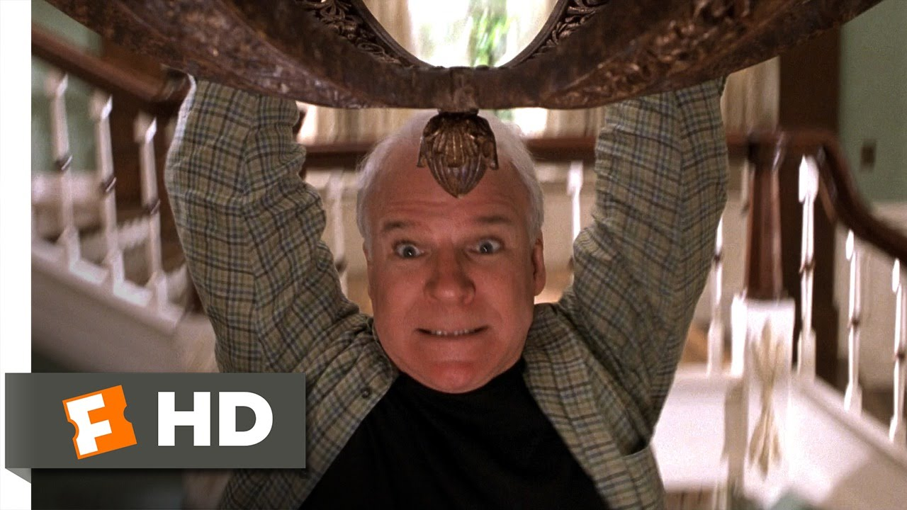 Cheaper by the Dozen (2/5) Movie CLIP - Hangin' With the ...