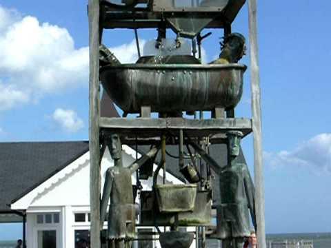 Southwold Pier Clock