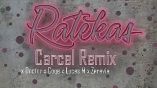 Carcel - Ratekas ✘ Coqeein Montana ✘ Zaudita ✘ El Doctor ✘ Lucas M ✘  (Audio Oficial Remix)
