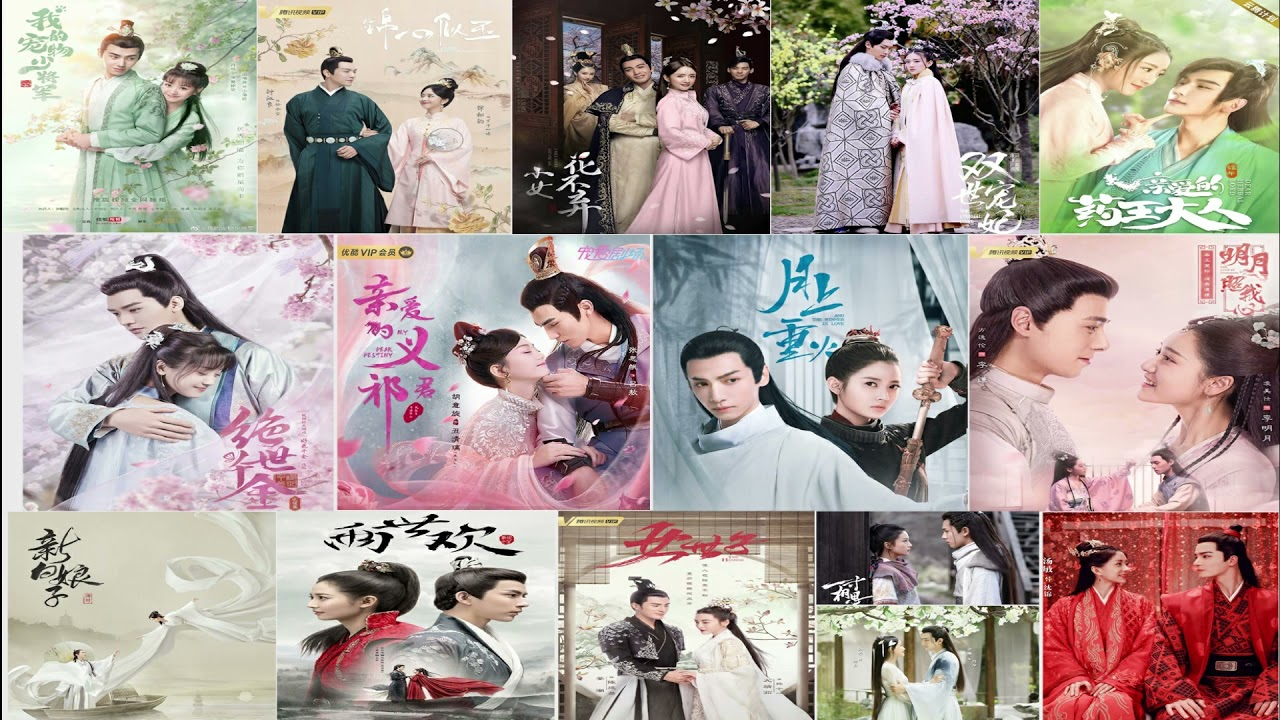 Download Chinese Historical Drama Ost Compilation