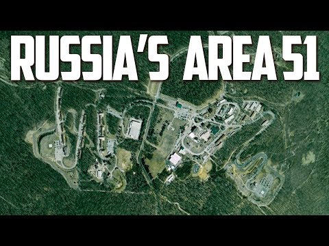 10 Places More Secretive Than Area 51