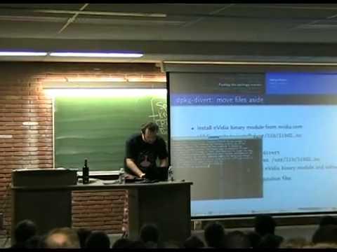 Debian Secrets power tools for power users