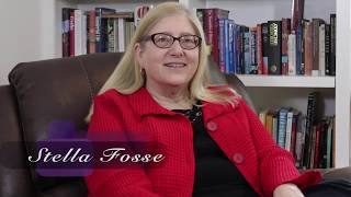Stella talks about 'Aphrodite's Pen: The Power of Writing Erotica After Midlife'