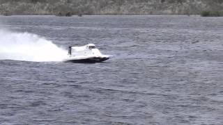 Wayne Cross Memorial Powerboats 2014 , Unlimited