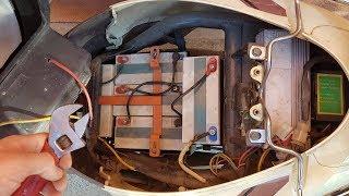 Elektrikli Motor Akü Montajı ve Değişimi Nasıl Yapılır (Çok Basit)