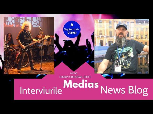 Florin Grigoras (Riff) la Interviurile Medias News Blog