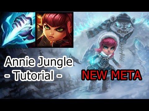 Annie Jungle