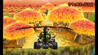 [MK7 TAS] Wii Maple Treeway (Glitch) - 1:42.736