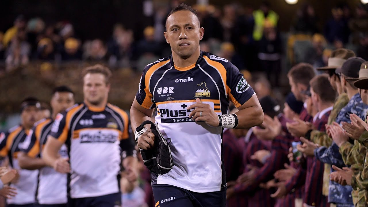 Can the Brumbies take the lead in the Aussie conference?