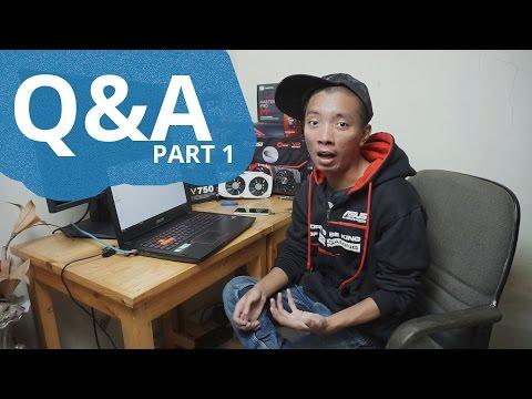 Label 'Gaming' itu Gimmick? Nasib Setup Show off? Segmen Baru? - Q&A PART 1