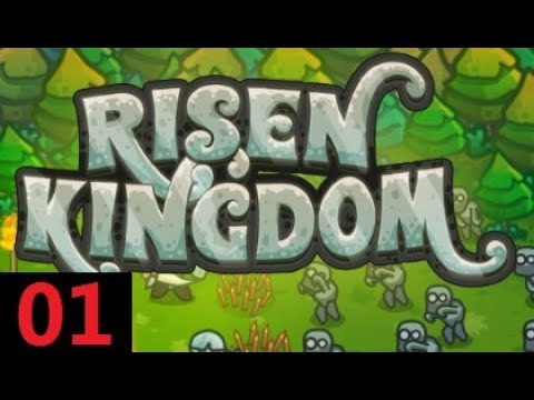 Risen Kingdom Stage 1 Tutorial Hard all objectives playthrough  