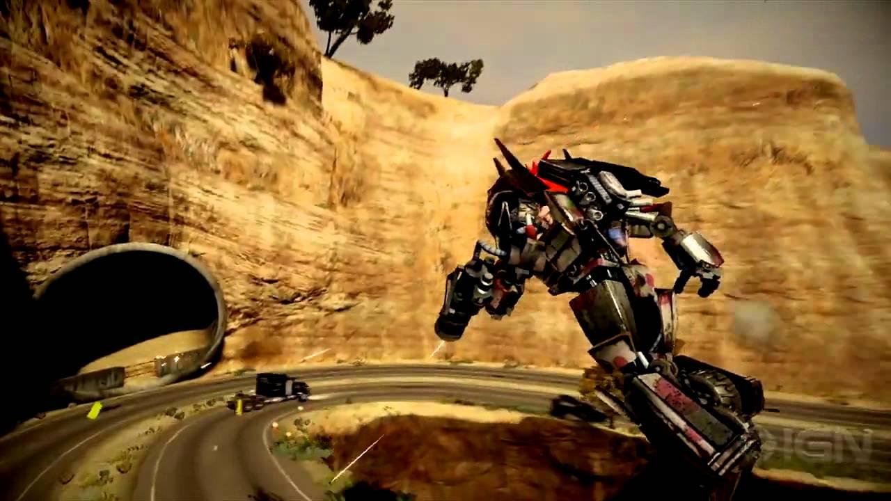 Twisted Metal - Vehicle Tactics Trailer - YouTube