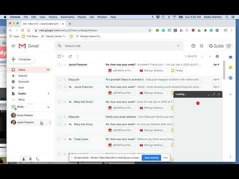 Use Chat In Gmail