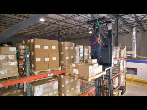Toyota Order Picker Official Video | Toyota Forklifts