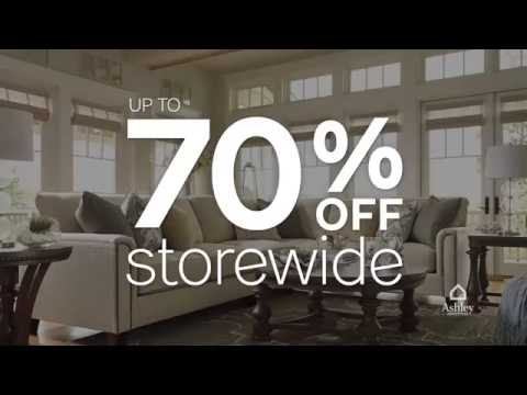 Ashley Furniture Homestore's Sale & Clearance Event - Rogers, AR