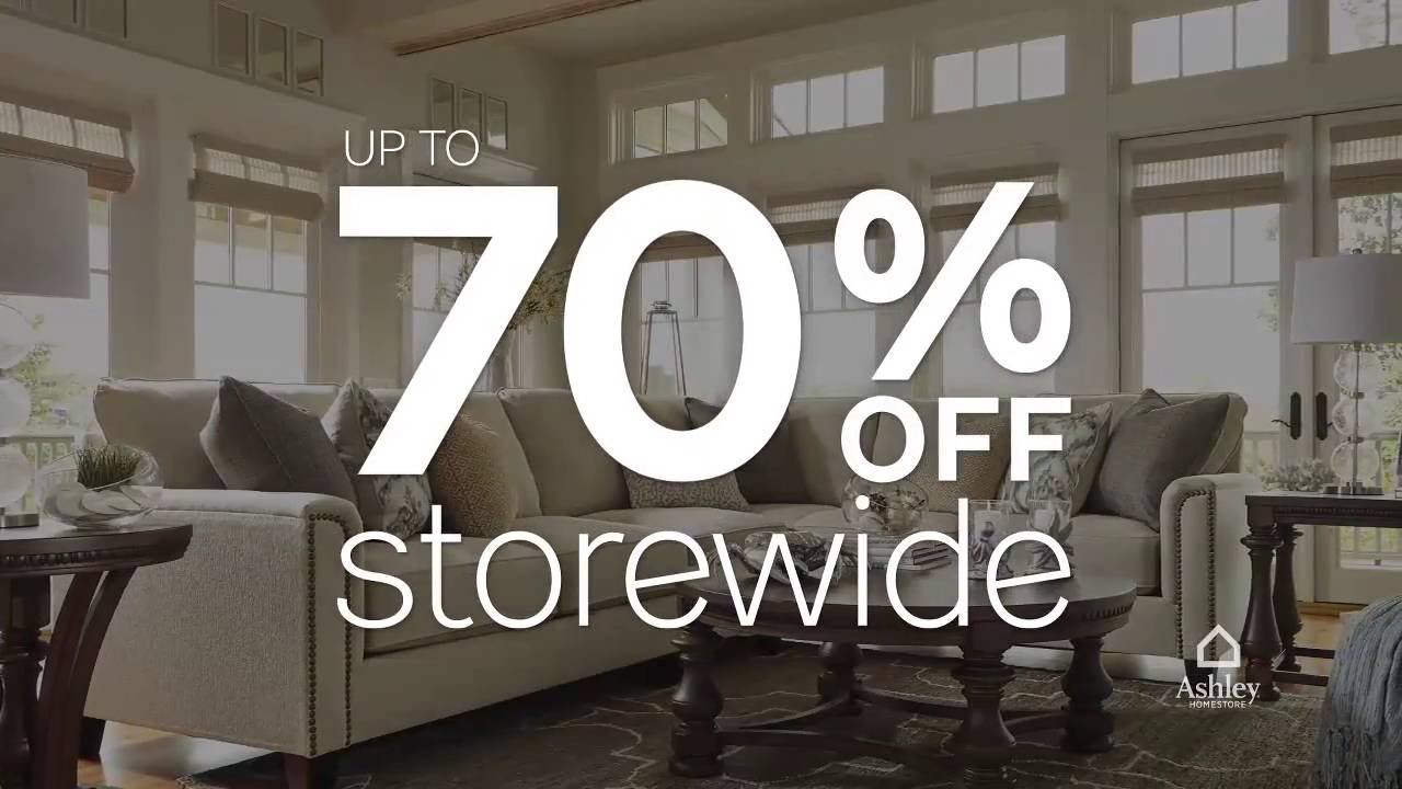 Ashley Furniture Homestoreu0027s Sale U0026 Clearance Event   Rogers, AR