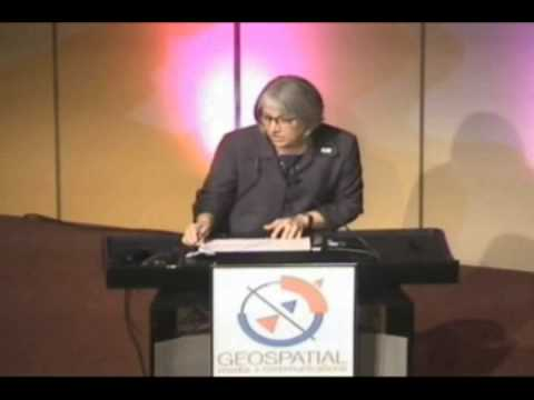 GEOSPATIAL WORLD FORUM 2014 -  Opening Session -  Barbara Ryan