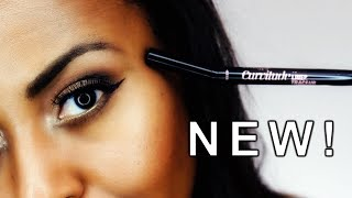 NEW Maybelline Curvitude Liquid Eyeliner Demo & Review Video I ByBare