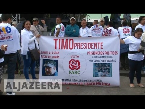🇨🇴 Colombia: FARC vows to fight poverty in 2018 campaign