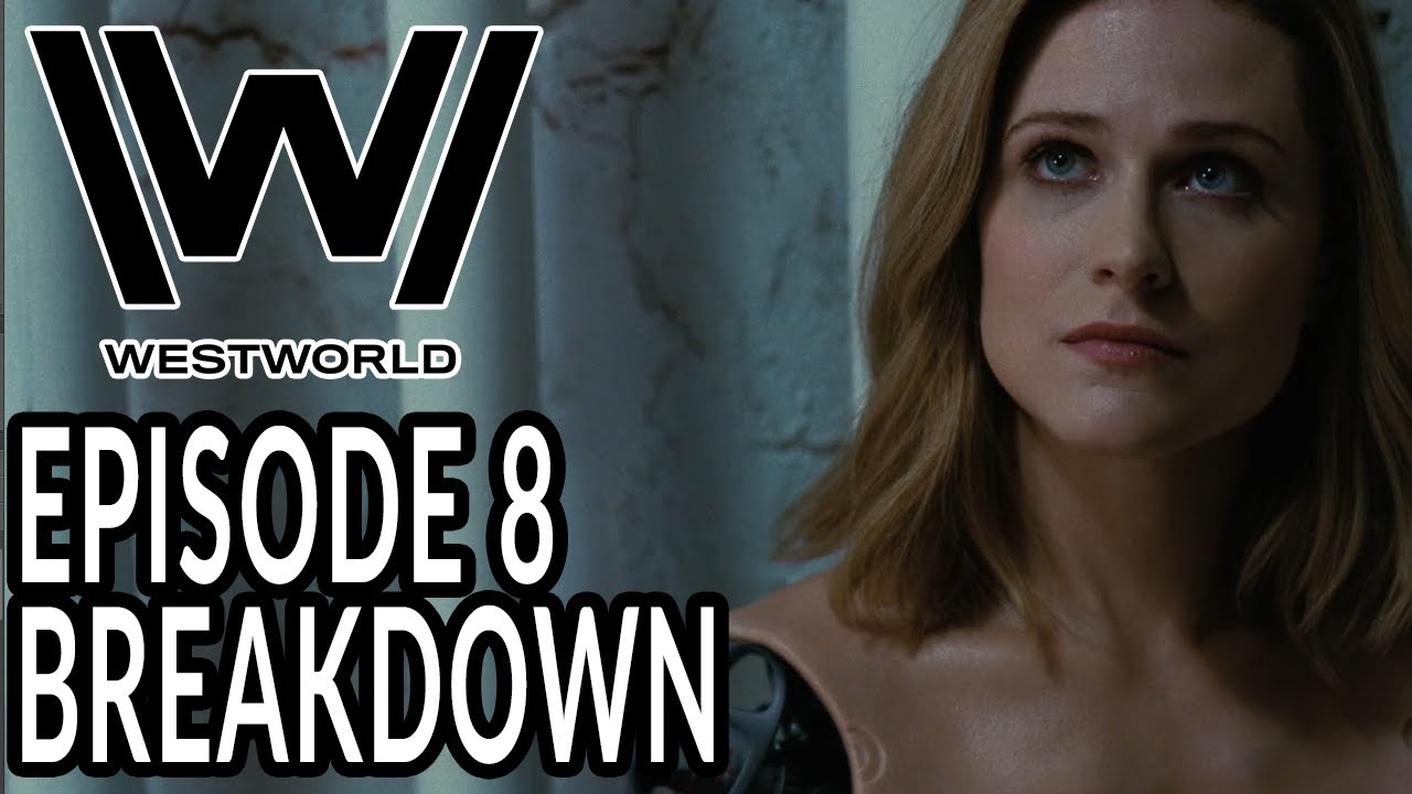 Download WESTWORLD Season 3 Episode 8 Breakdown, Theories, and Details You Missed!  Twists + Post Credits