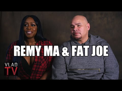 Remy Ma & Fat Joe Talk Ending Beef, Success of