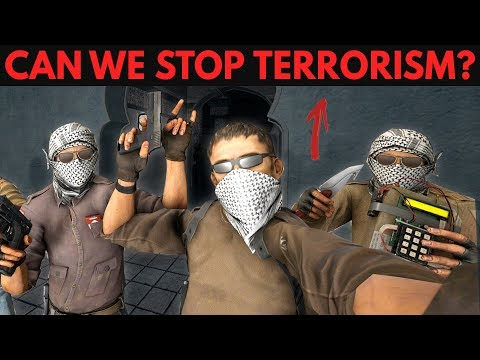 How Can We Actually Stop Terrorism? CS:GO Explained