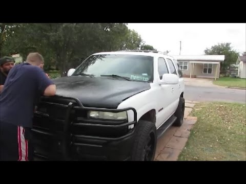 Rhino Truck Bed Liner >> RHINO LINING MY CAR!!!! - YouTube