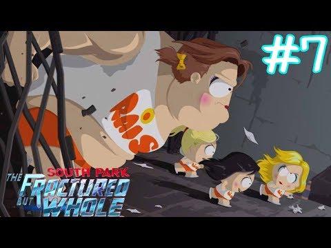 สาวน้อยที่แข็งแกร่งที่สุดในปฐพี รีเบคก้า! | South Park: The Fractured But Whole #7
