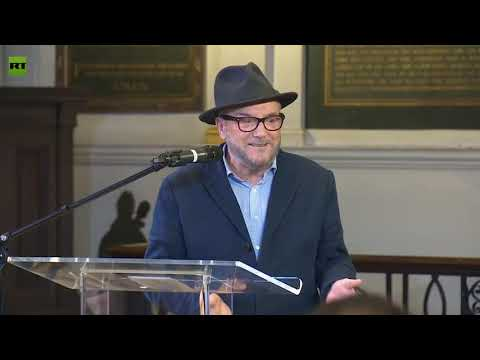 George Galloway - 'Imperialism On Trial - Free Julian Assange - 12th June 2019