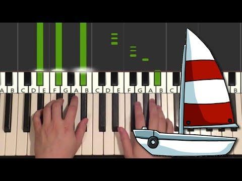 AWOLNATION - SAIL (Piano Tutorial Lesson)