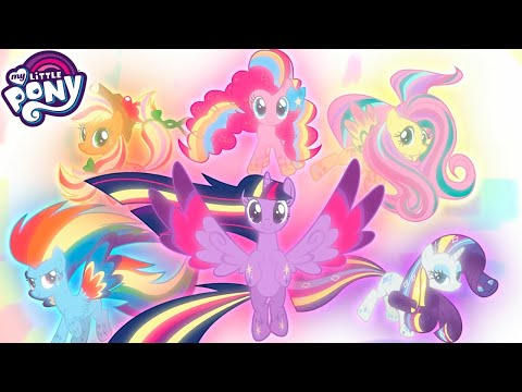 My Little Pony: friendship is magic   All magic moments   The Magic of Friendship   MLP: FiM